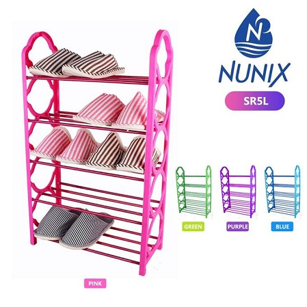 Nunix Portable Shoe Rack