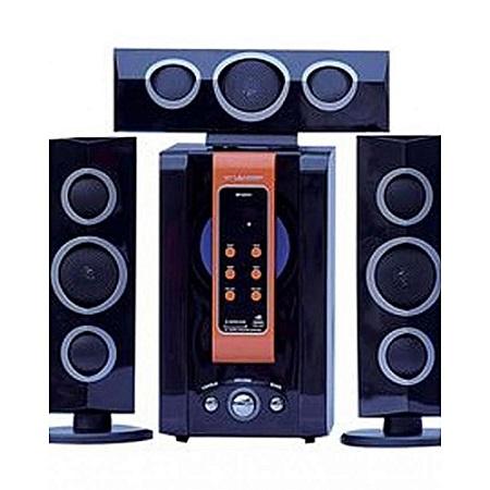 My Leadder SP353A- Multimedia Speaker - Black