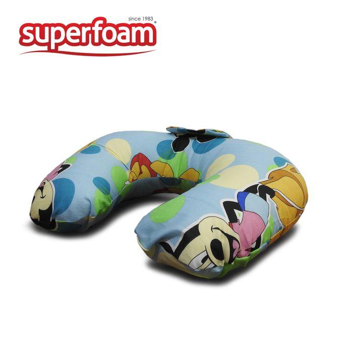 Superfoam Nursing Pillow- Perfect Breastfeeding Solution