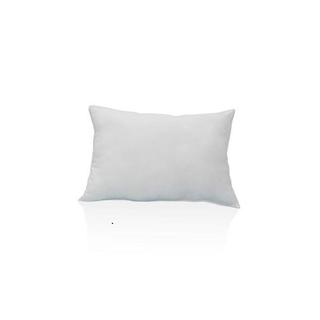 Superfoam White Fiber Pillow 1000gms ( 100% Pure Fiber, Medium To Firm Feel) 68 Cm X 43 Cm