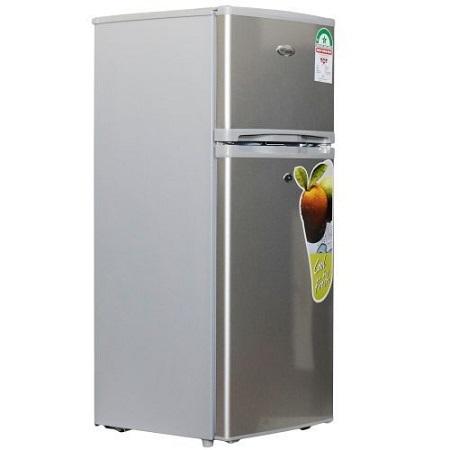 Super General Refrigerator 175 Litres -Silver