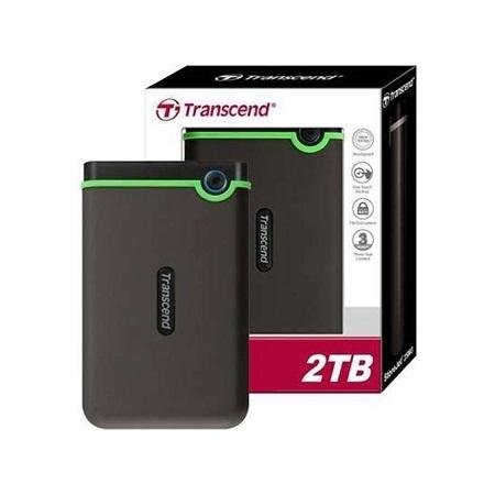 Transcend 2TB Harddisk