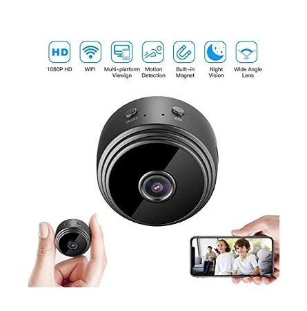 Nanny mini WiFi Camera