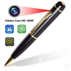 Spy Pen Video Hidden Camera Recorder