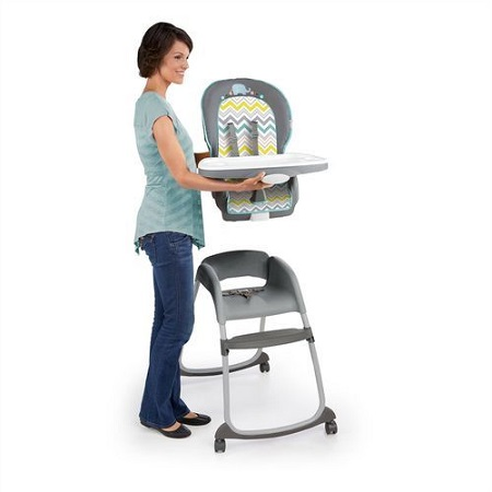 Weeler Bright Starts Trio High Chair - 3in1