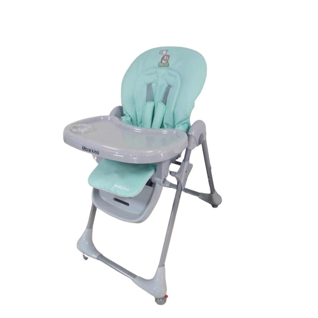 Turqouise Baby Feeding Chair