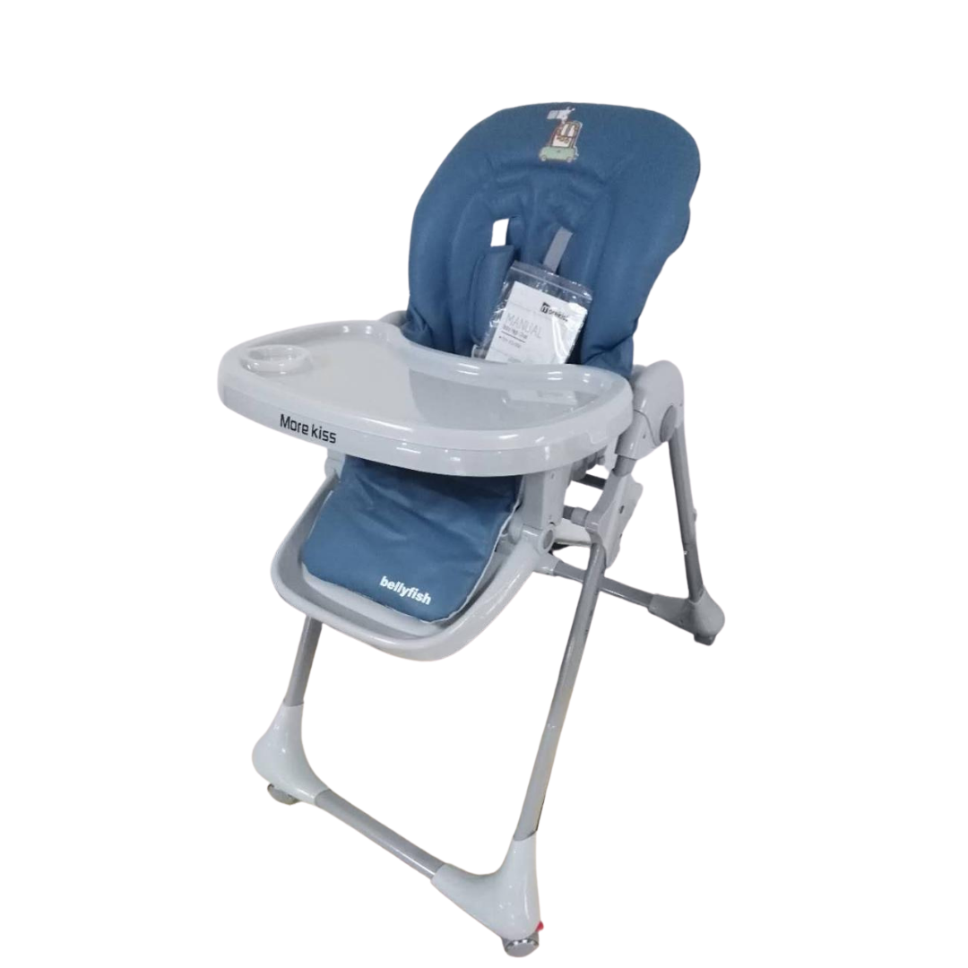 Blue Baby Feeding Chair