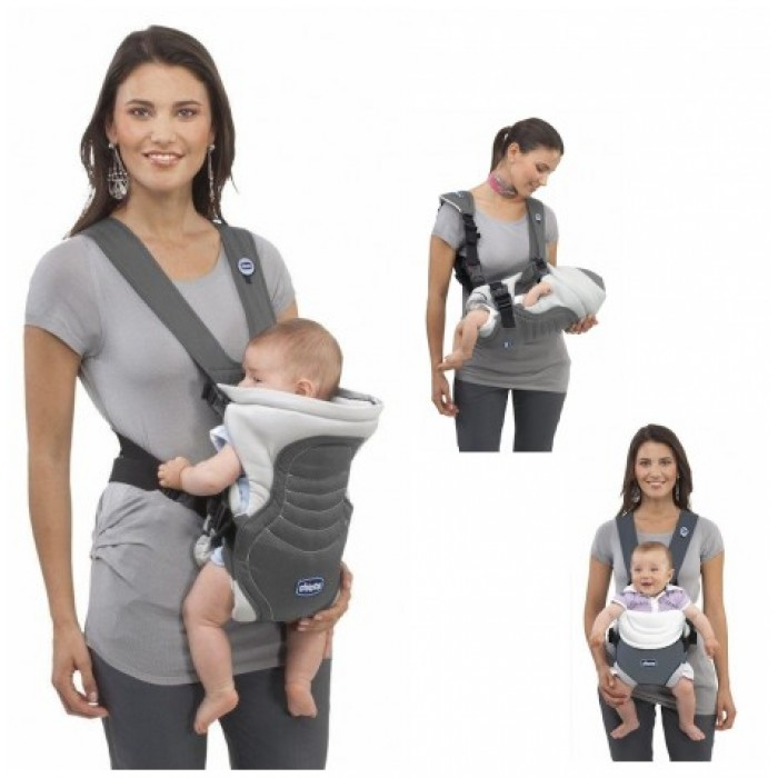 Chicco Soft Baby Carrier (3.5 Kg To 18 Kg)