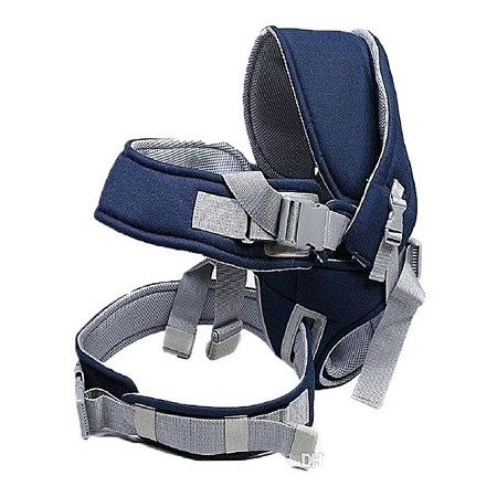 Best And Comfortable 2 STRAP Baby Carrier - Blue