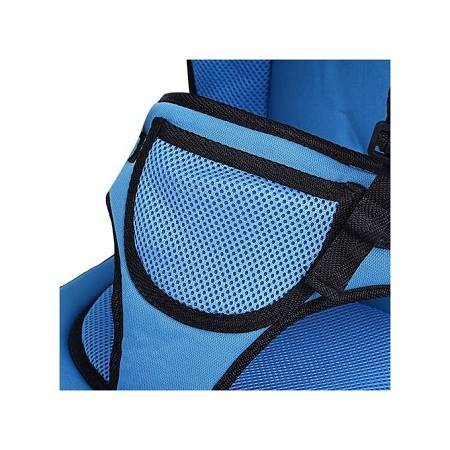 Blue Breathable Thick Car seat Cushion 140536