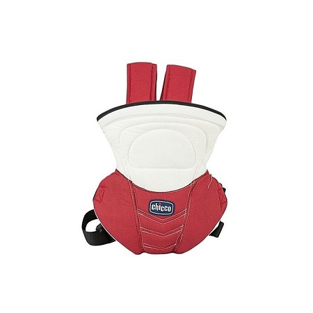 Chicco Red/White Chicco DESIGNER Baby Carrier (3.5 kg to 9 Kg)