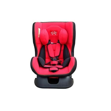 Generic Baby Car Seat - Black & Red