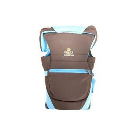 Generic Baby Carrier - Blue & Brown