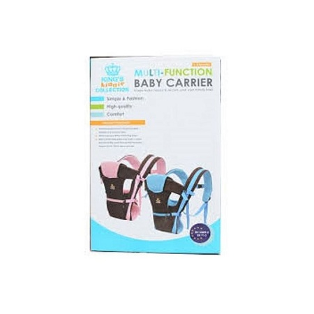 Generic Baby Carrier - Pink & Brown