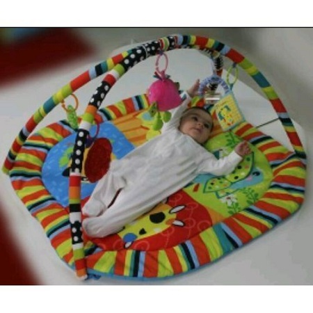 Generic Baby Play Mat-Multicolour