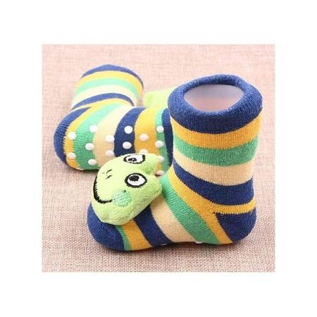 Generic 2 in 1 Baby Walker/Rocker + A pair of Anti slip Baby socks