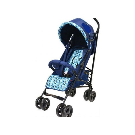 Generic Blue lightweight Foldable Baby Stroller/ pram/push chair/ buggy