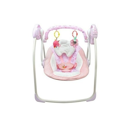 Generic Electric baby swing chair musical baby bouncer swing newborn baby swings automatic baby swing rocker plus aryuv baby wipes