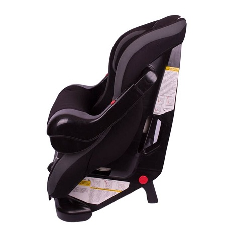 Generic Infant baby Car seat- ( 0- 36 months) Black & Grey
