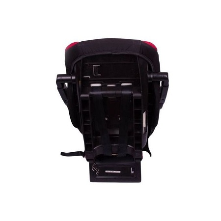 Generic Infant baby Car seat- ( 0- 36 months) red/black