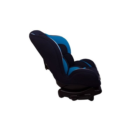 Generic Reclining Infant car seat with base 0-7 years (Blue)