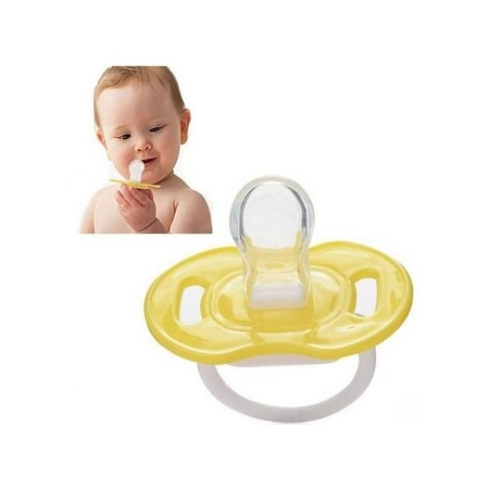 Generic Soother Nipple Infant Child Feeding Silicone Baby Pacifier Orthodontic