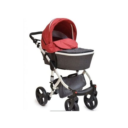 Generic 3 in 1 Stroller Set Combo & Carry Cot (A stroller, bassinet & carrycot)