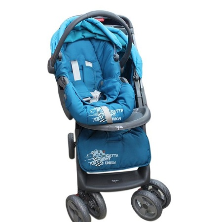 Generic 2 in 1 baby stollers/ prams- Blue