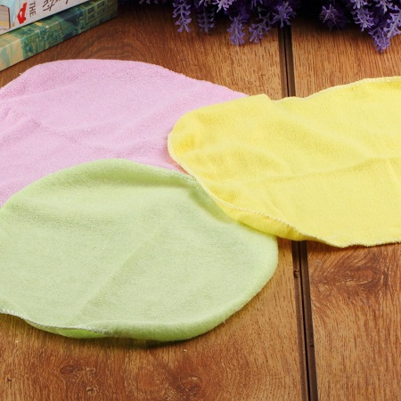 Gerber 8Pcs Assorted colors Infant Newborn Bath Towel Washcloth