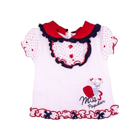 Generic 2PC Girls set(top and frilly skirt)