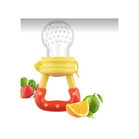 Mom Easy Baby fresh food pacifier / fruit feeder / baby teether - pacifier(random colour)