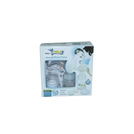 Mom Easy  Breast Pump - White
