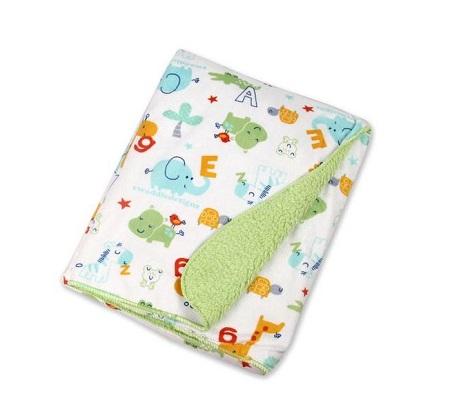 Baby Blankets, Newborn Baby Blanket & Swaddling Fleece Blanket
