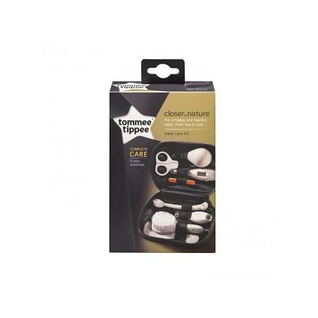 tommee tippee Closer to Nature Healthcare Kit - Black & White