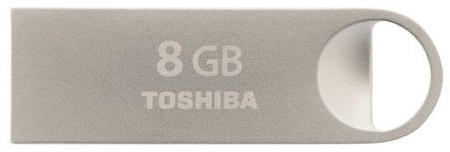 Toshiba Flash Disk - 8GB - Silver