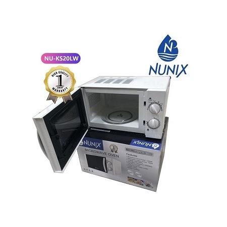 Nunix 20L Microwave Oven NU-KS20LW
