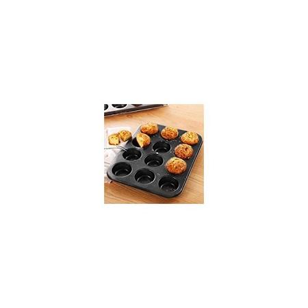 12 Hole Muffin Pan/Tin Baking Tray