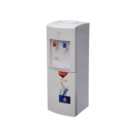 Ramtons RM/429 - Hot & Normal Water Dispenser + Stand - White