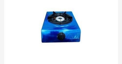 Auto Ignition Single Gas Burner- Stainless Steel