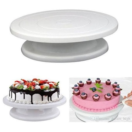 Cake Turn Table/ Cake Rotating Plate