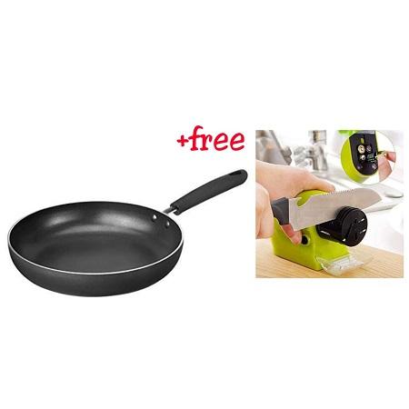 Frying Pan + FREE Knife Sharpener