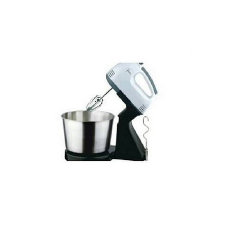 Hand Mixer/Stand Mixer With Bowl