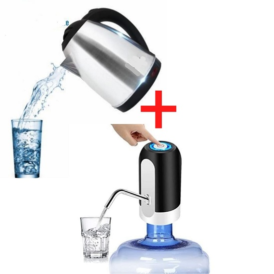 Kettle plus automatic water pump 1500