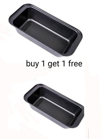 Non Stick Baking/ Loaf Tin Buy One Get One Free