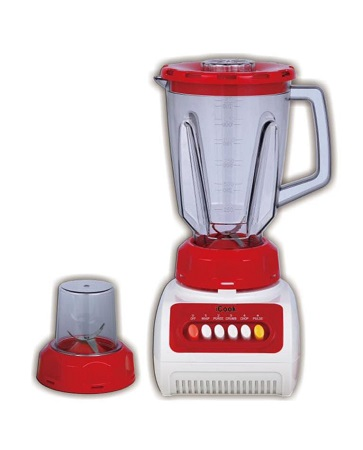 Two in 1 Electric Blender- Blender Color May Vary