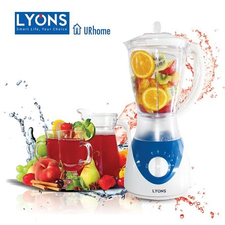 Lyons FY-304-1.5L Professional Blender (Grinding )Machine .
