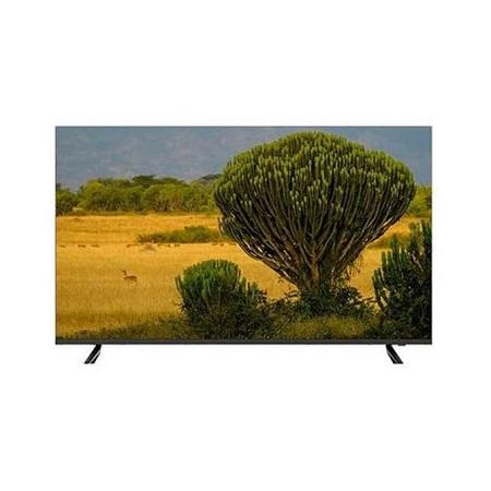 Vision Plus VP8843K, 43 Inch Frameless 4K UHD Smart TV - Black + FREE Wall Mount
