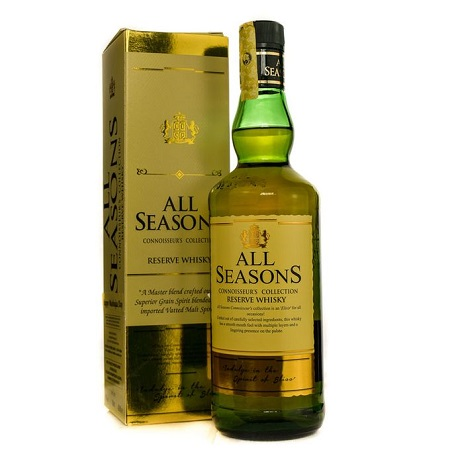 All Seasons Reserve Whiskey-750 ml