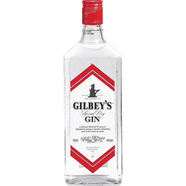 GILBEYS-750 ML