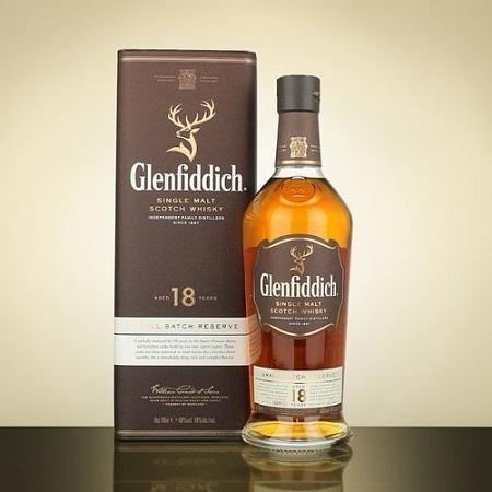 GLENFIDDICH 18 YR-750 ML